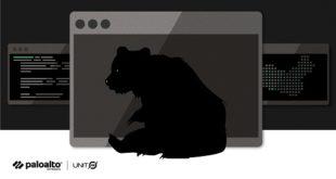 """""""شركة بالو ألتو نتوركس"""" تساعد المؤسسات التي تعرضت للاختراق ببرمجية """"الدب المتحور"""" الخبيثة"""