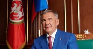 رئيس جمهورية تتارستان: دولة الإمارات تعد من أبرز الشركاء الاستراتيجيين لروسيا في المنطقة في مختلف المجالات الاقتصادي