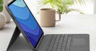 شركة لوجيتك تطور حافظة Combo Touch بأنحف لوحة مفاتيح تعمل باللمس