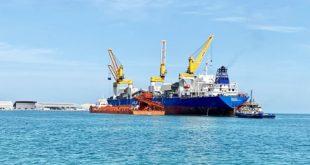 """مجموعة سفين تقدم خدمات إعادة الشحن لثلاث شحنات من خام الحديد لشركة """"حديد الإمارات"""" شهرياً"""