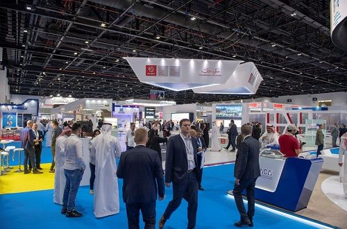 انطلاق معرض المطارات في دورته العشرين بمشاركة 95 عارضًا من مختلف أنحاء العالم